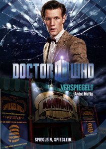 Doctor Who - Verspiegelt - Cover